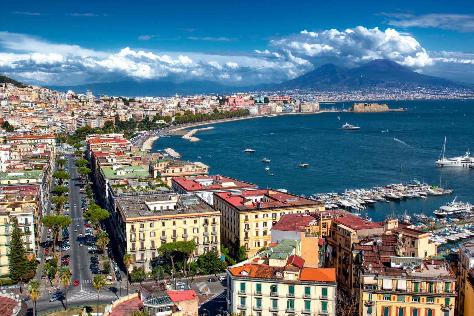 Erasmus Experience In Napoli Italy By Andrea Erasmus