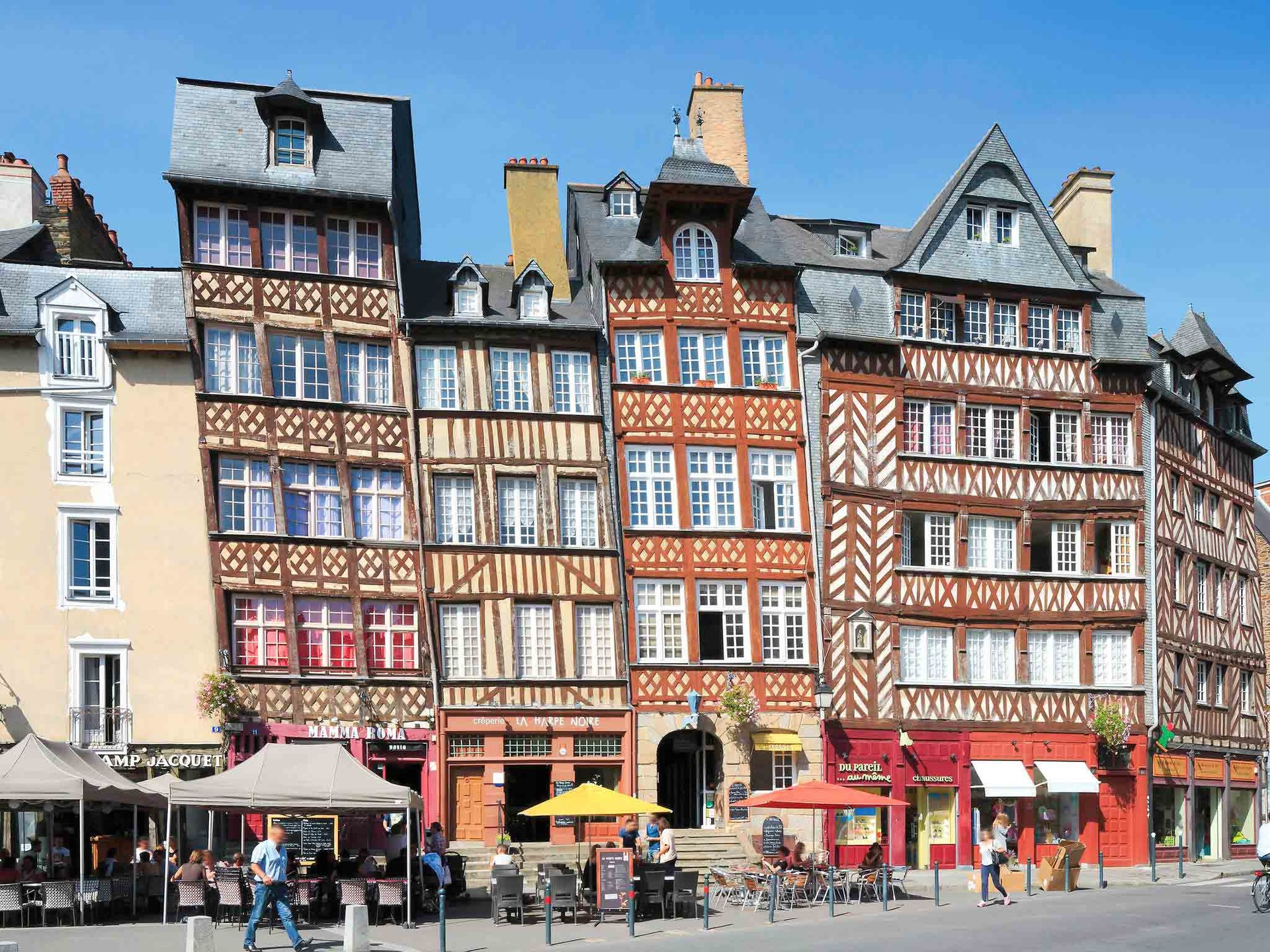 Erasmus experience in rennes france by lau erasmus - Salon international du tourisme rennes ...