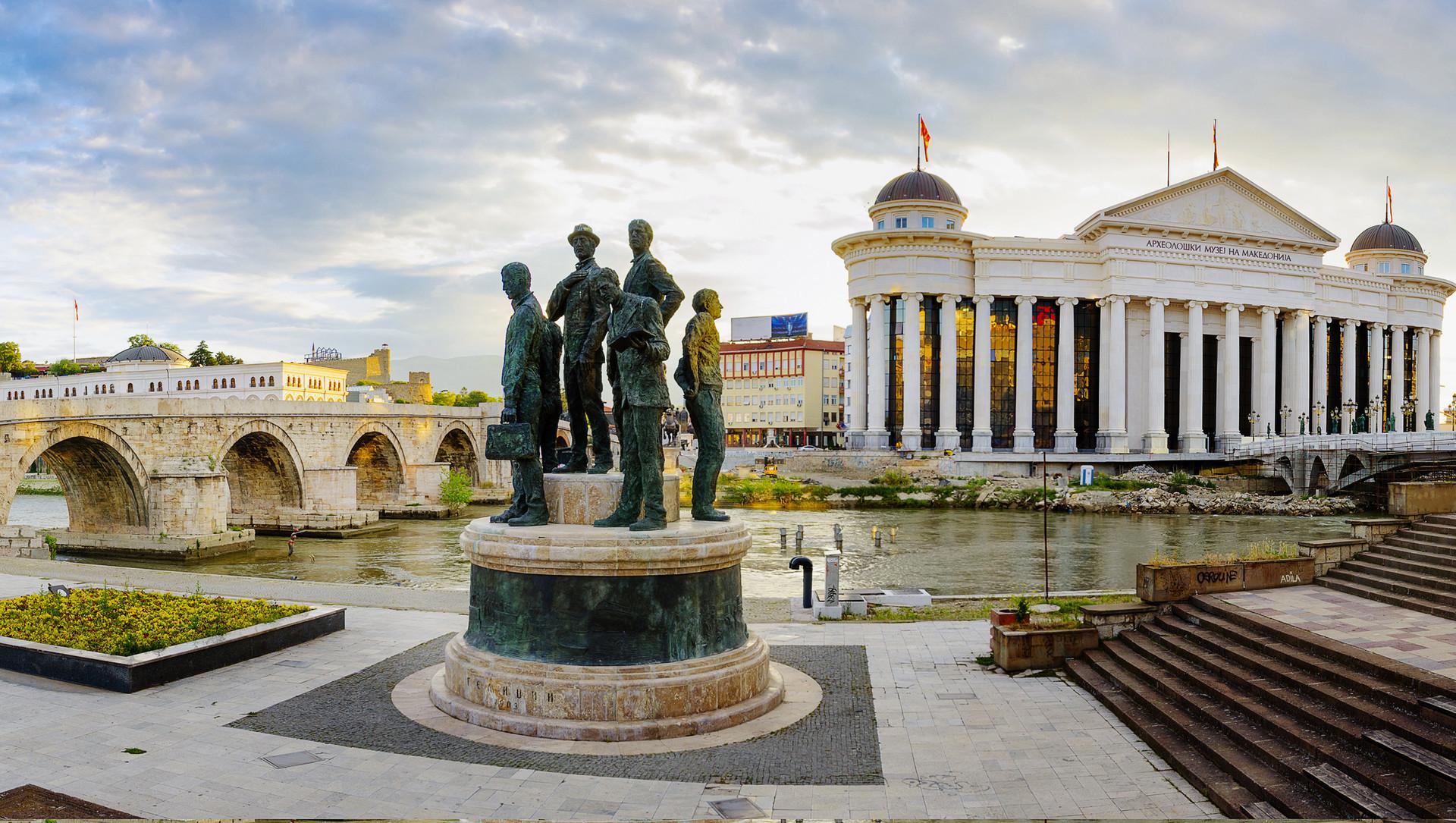 Erasmus Experience In Skopje Macedonia By Greet Erasmus