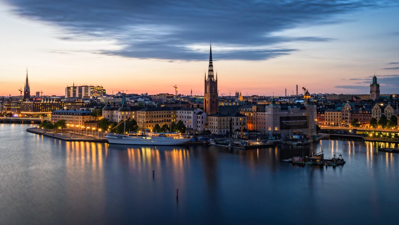 Erasmus Exp 233 Rience Dans Stockholm Su 232 De Par Vincent