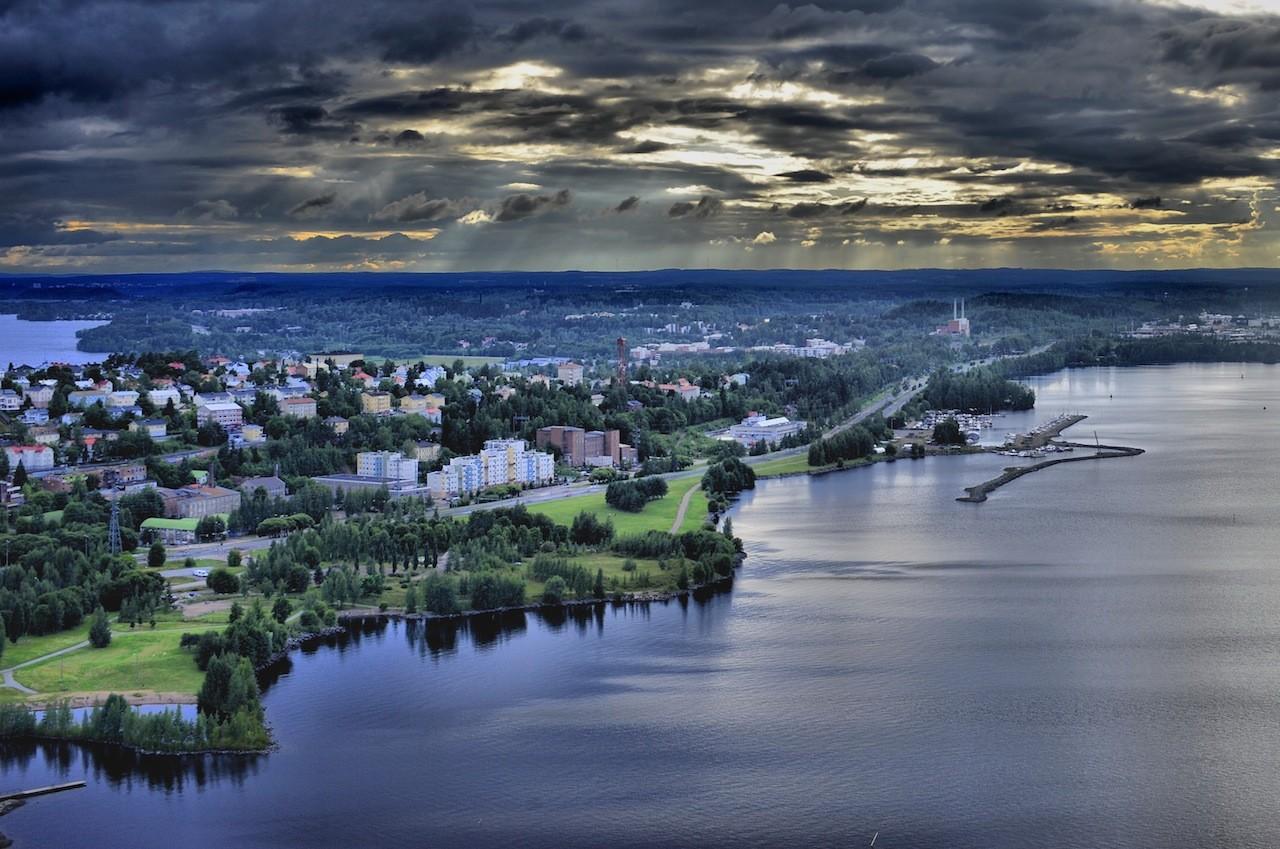 Erasmus Experience In Tampere Finland By Gazmend Erasmus