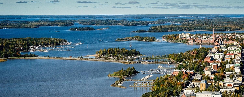 Vaasa Oulu