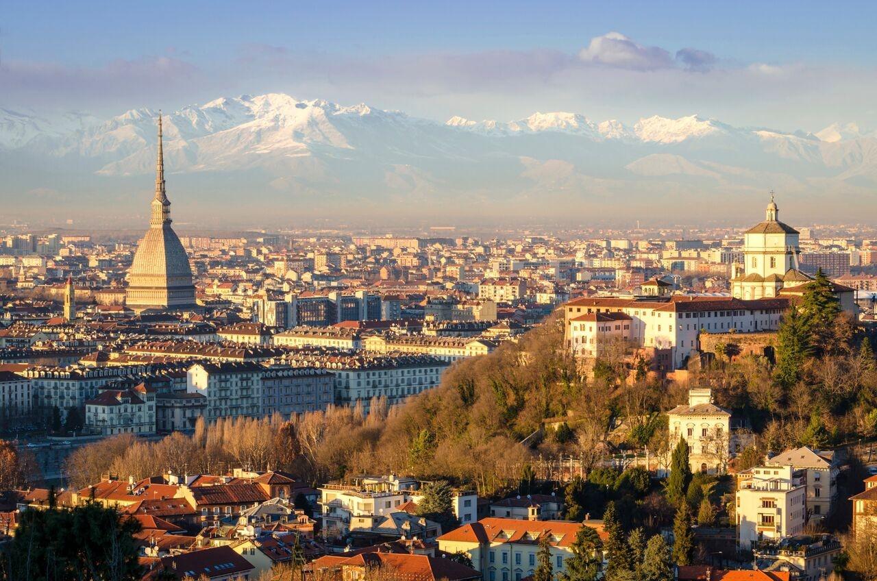 Erasmus In Turin Italy