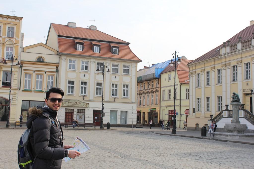 Erasmus w Polsce