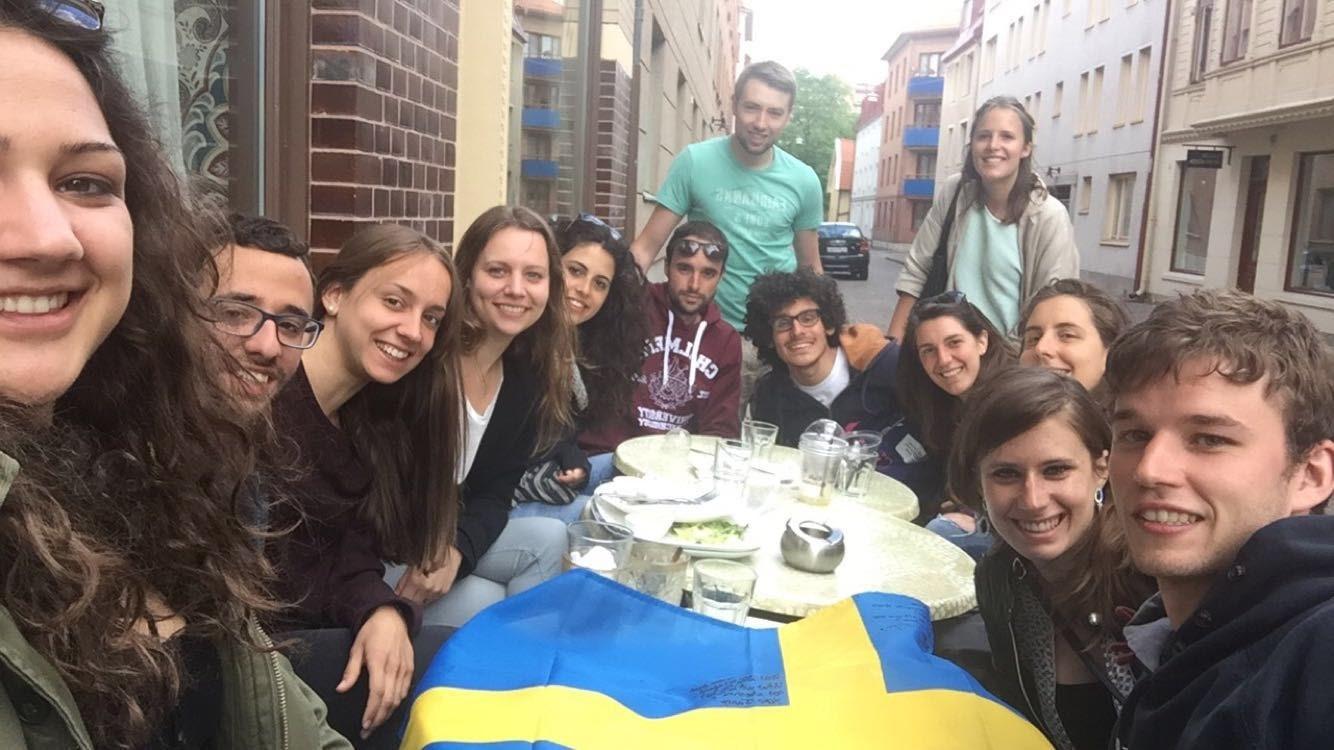 Erasmus w Szwecji