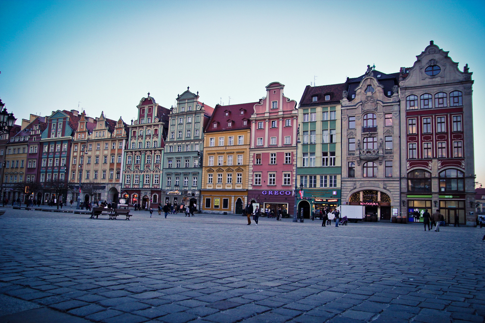 Erasmus we Wrocławiu