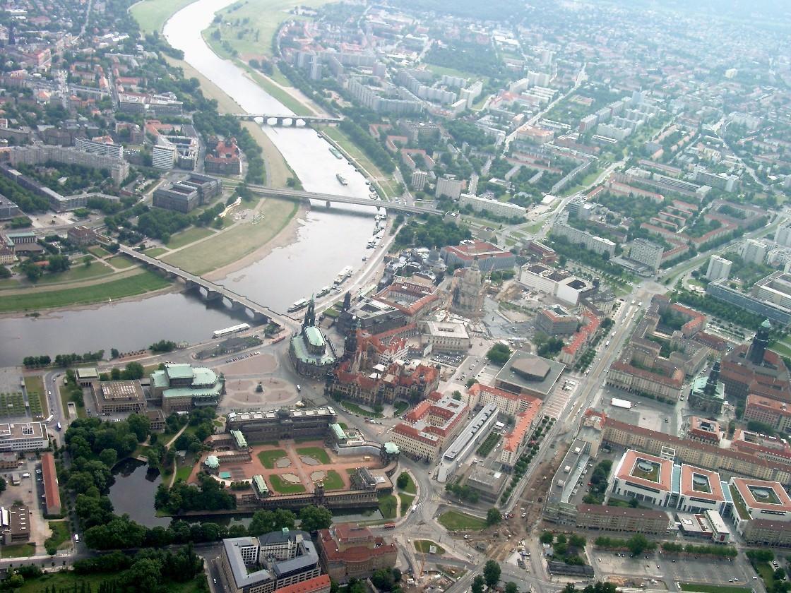 Erasmusowa przygoda w Dreźnie, Niemcy według DL