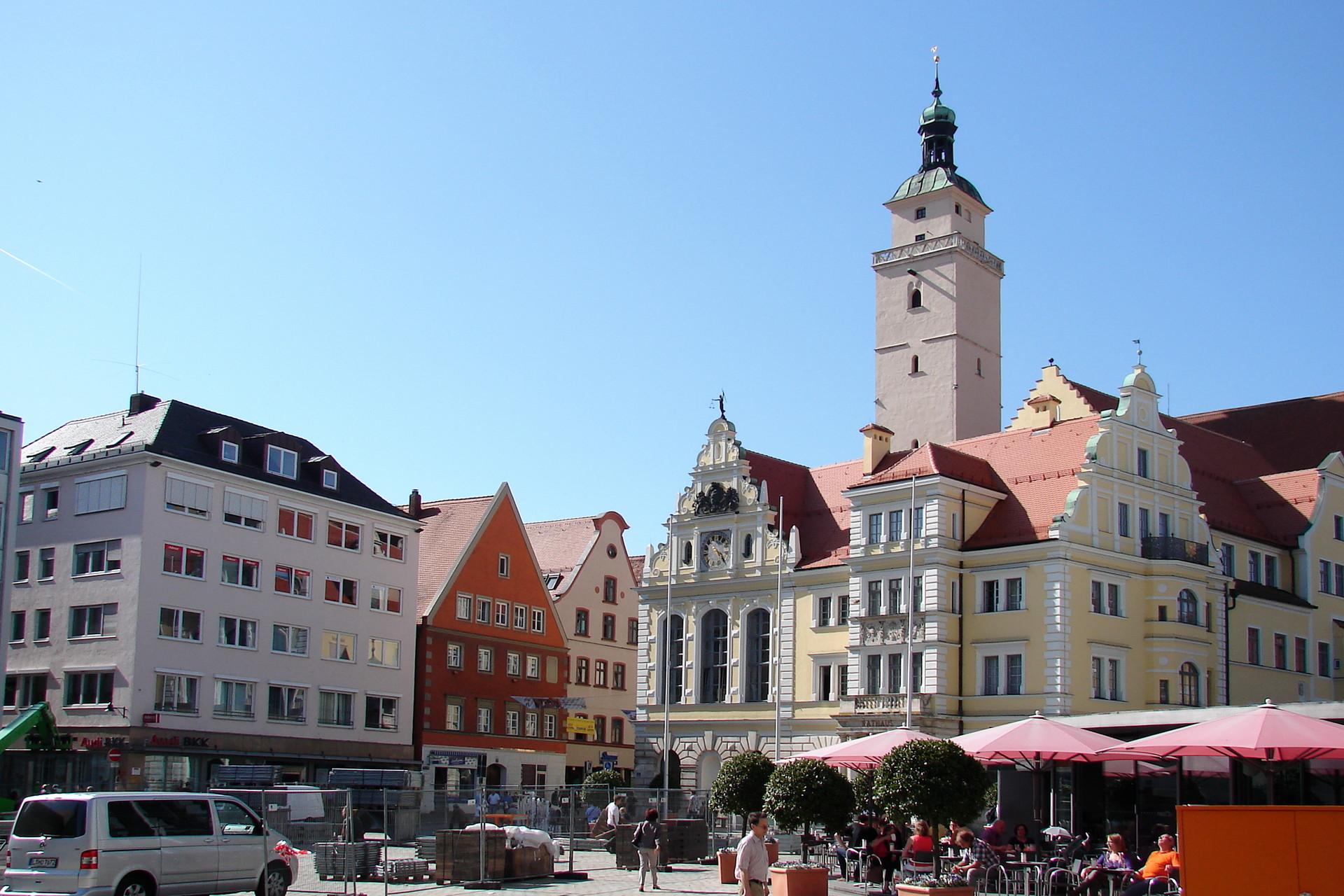 Erasmusowa przygoda w Ingolstadzie, Niemcy według Masa