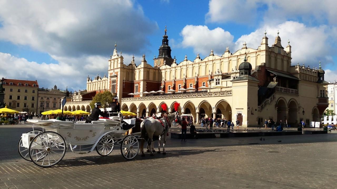 Erasmusowa przygoda w Krakowie, Polska według Bena