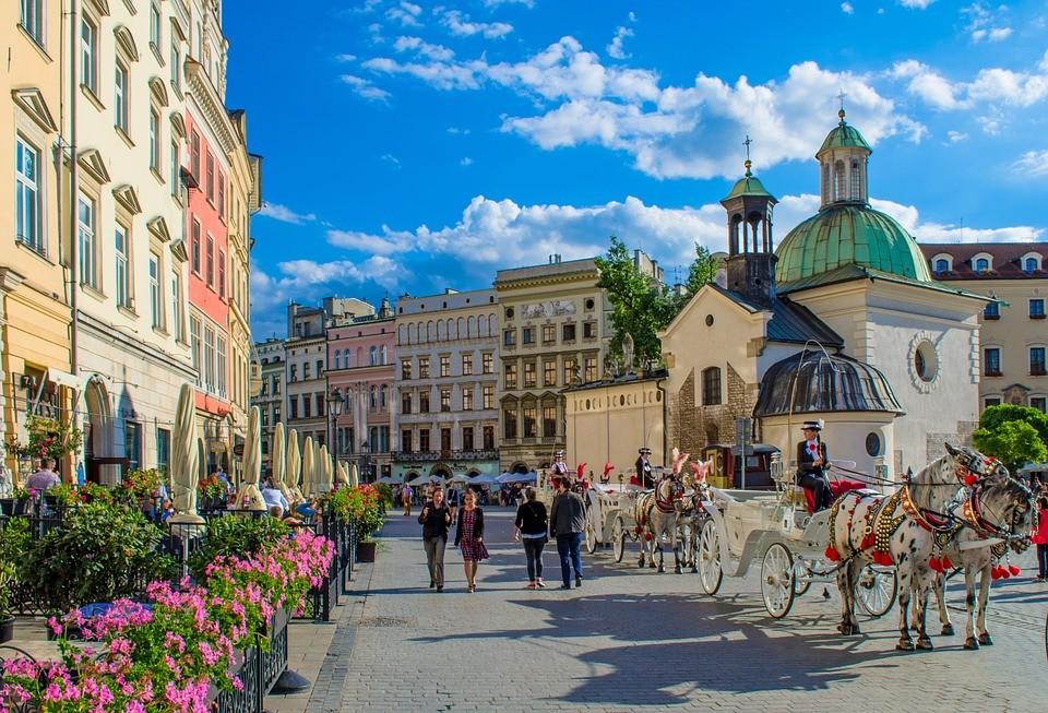 Erasmusowa przygoda w Krakowie, Polska według Buraka