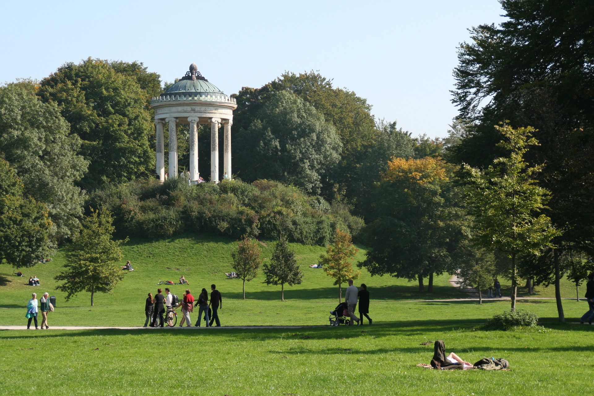 Erasmusowa przygoda w Monachium, Niemcy według Laury
