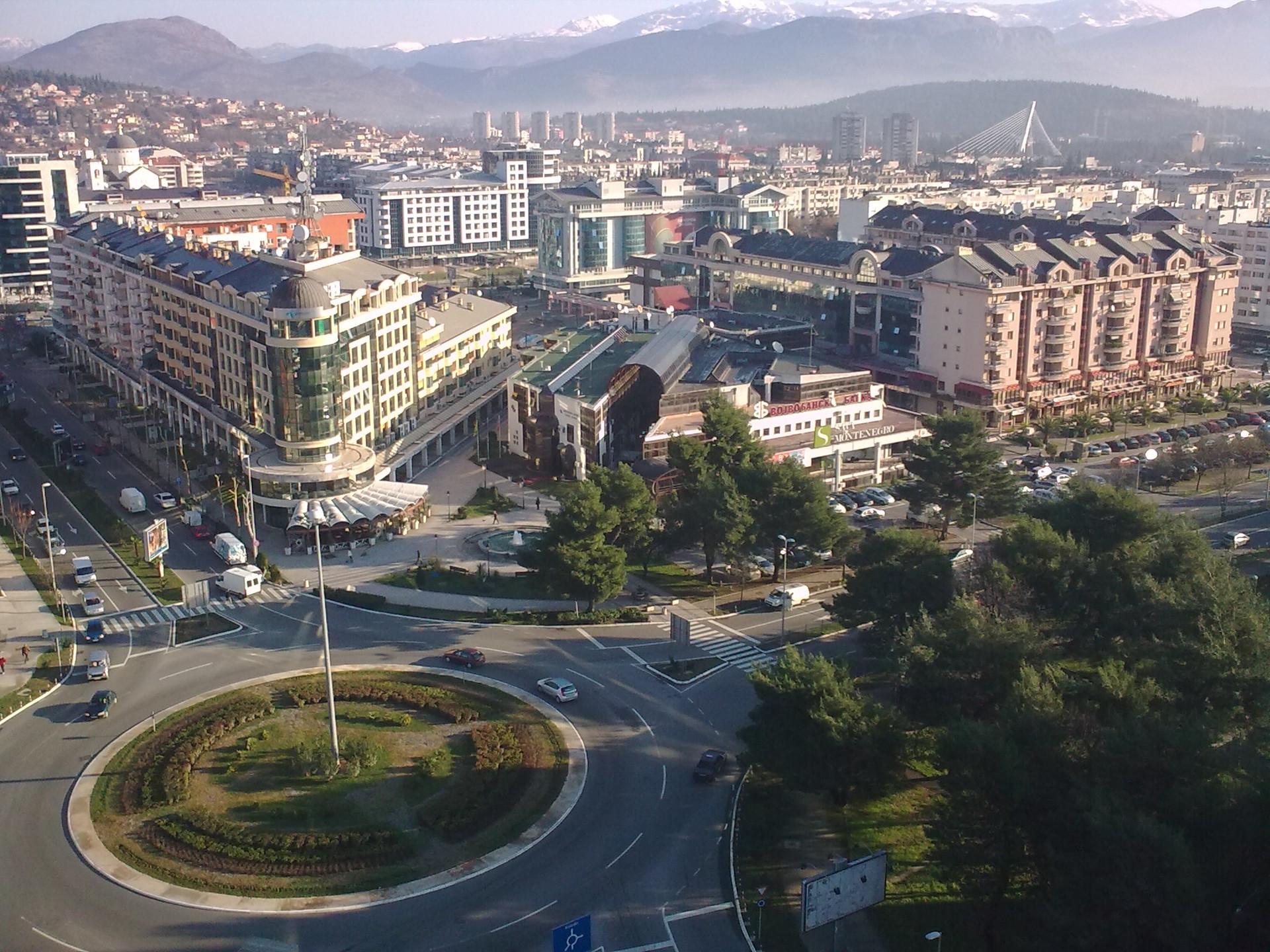 Erasmusowa przygoda w Pogoricy, Czarnogóra według Milosa