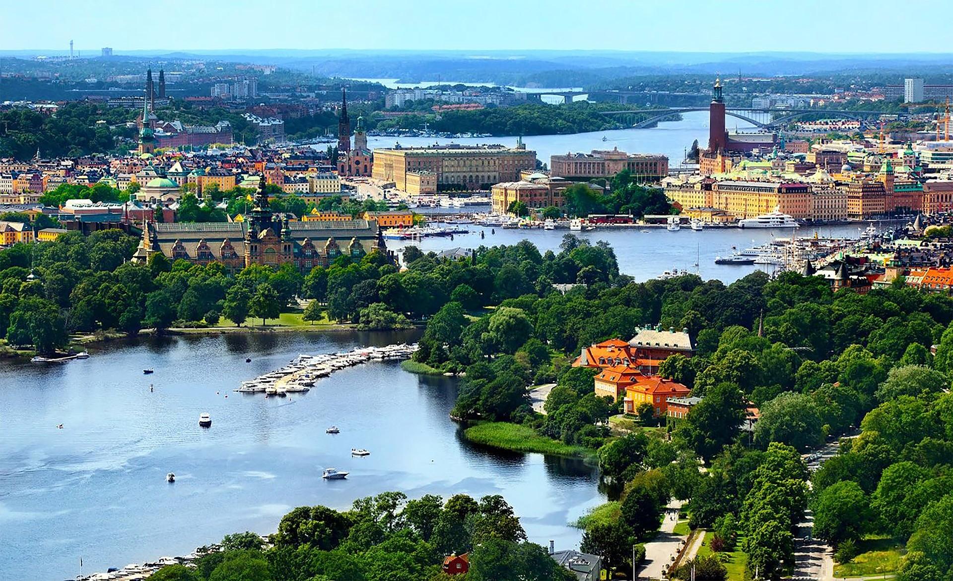 Erasmusowa przygoda w Sztokholmie, Szwecja według Deborah