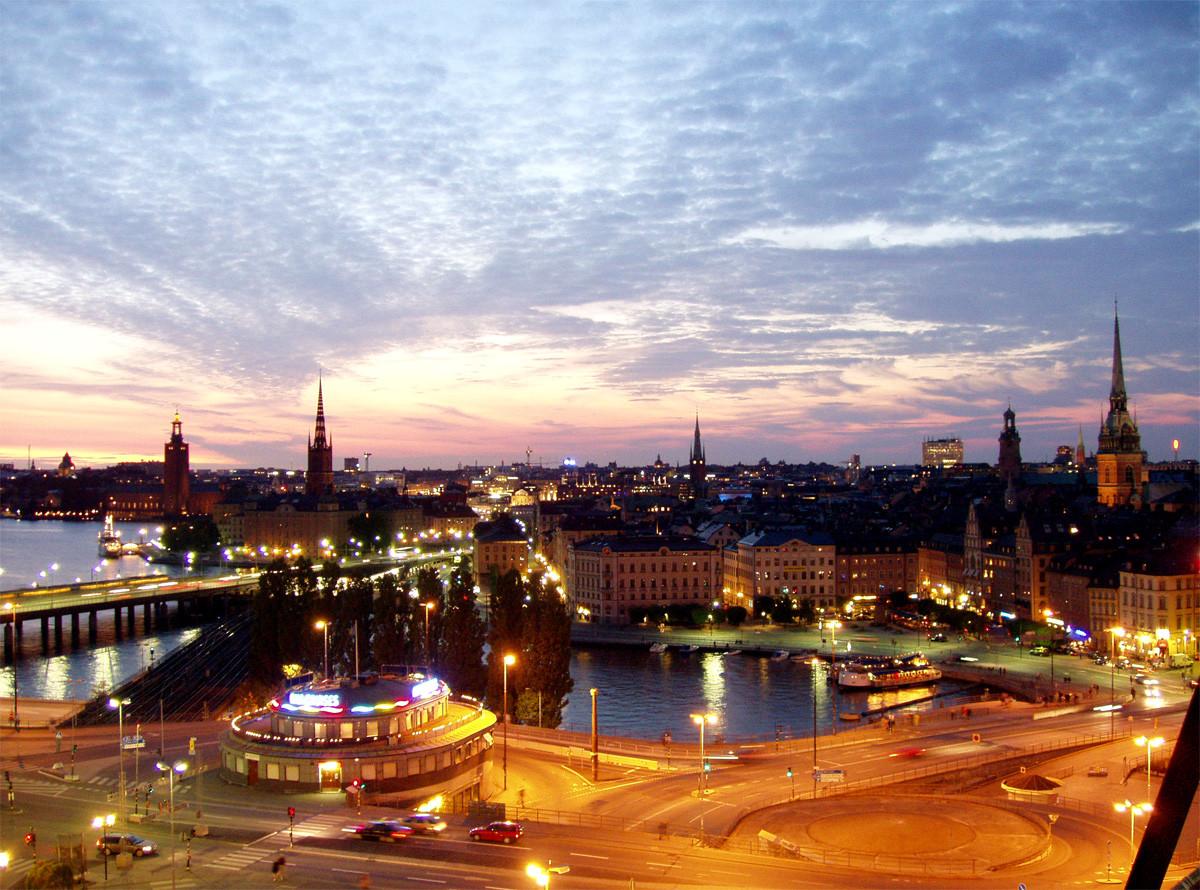Erasmusowa przygoda w Sztokholmie, Szwecja według Edoardo