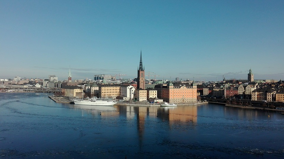Erasmusowa przygoda w Sztokholmie, Szwecja według Ireny