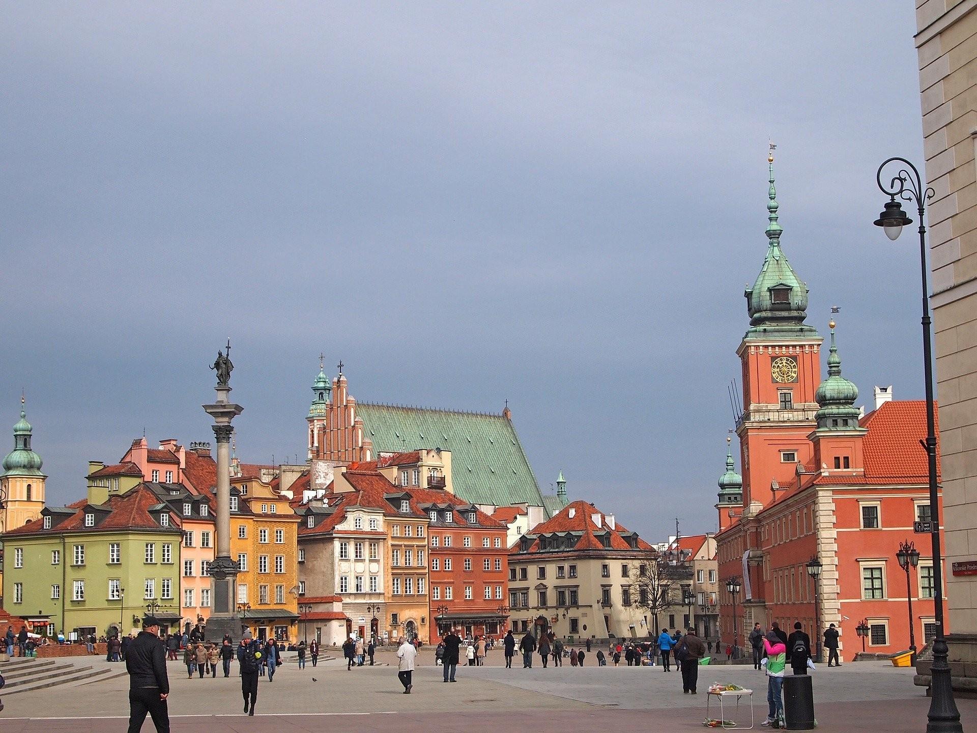 Erasmusowa przygoda w Warszawie, Polska według Mariny Yvette