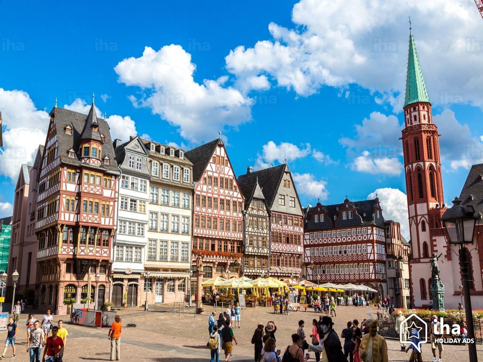 Erasmusowe doświadczenia z Frankfurtu nad Menem, Niemcy oczami Okana
