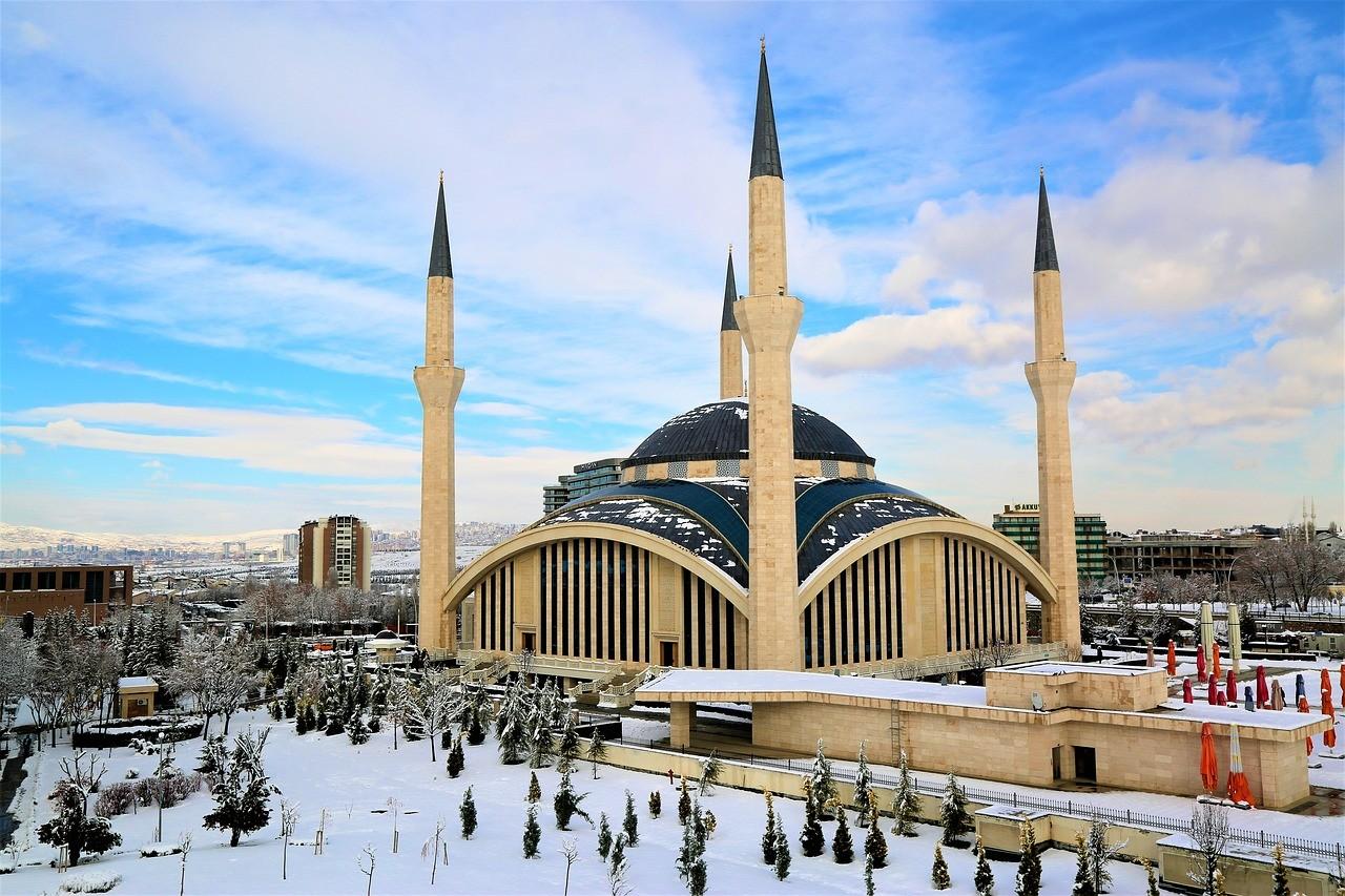 Erasmusowe doświadczenie w Ankarze, Turcja według Mahmuda