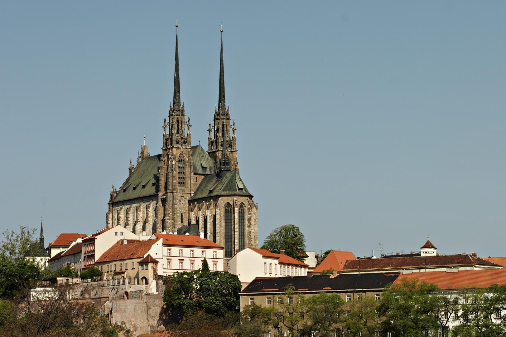 Erasmusowe doświadczenie w Brnie, Czechy, autorka: Elena