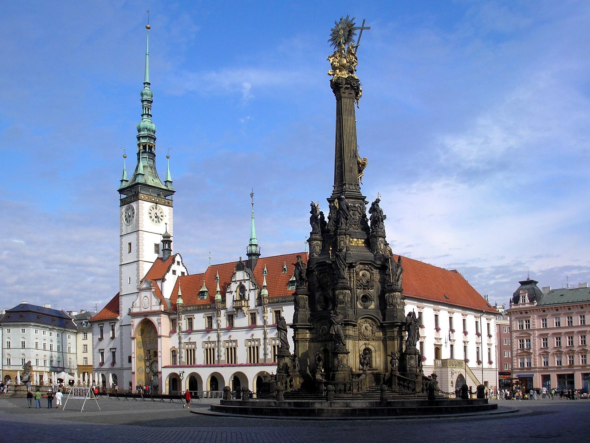 Erasmusowe doświadczenie w Ołomuńcu, Czechy oczami Apostolisa