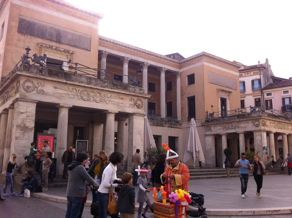 Erasmusowe doświadczenie w Padwie, Włochy, autorka: Ana