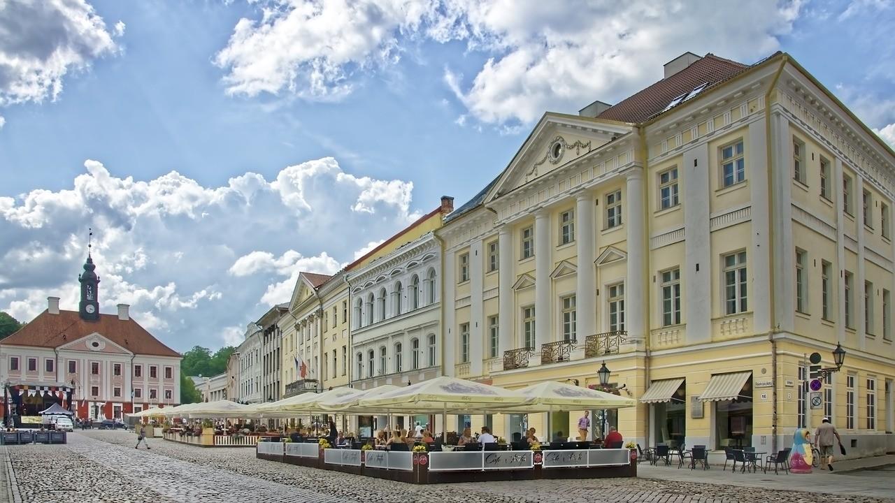 Erasmusowe doświadczenie w Tartu, Estonia według Paula