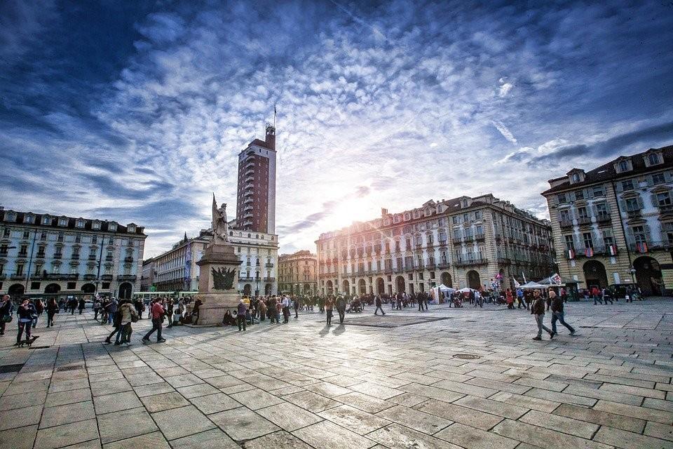 Erasmusowe doświadczenie w Turynie, Włochy według Iris
