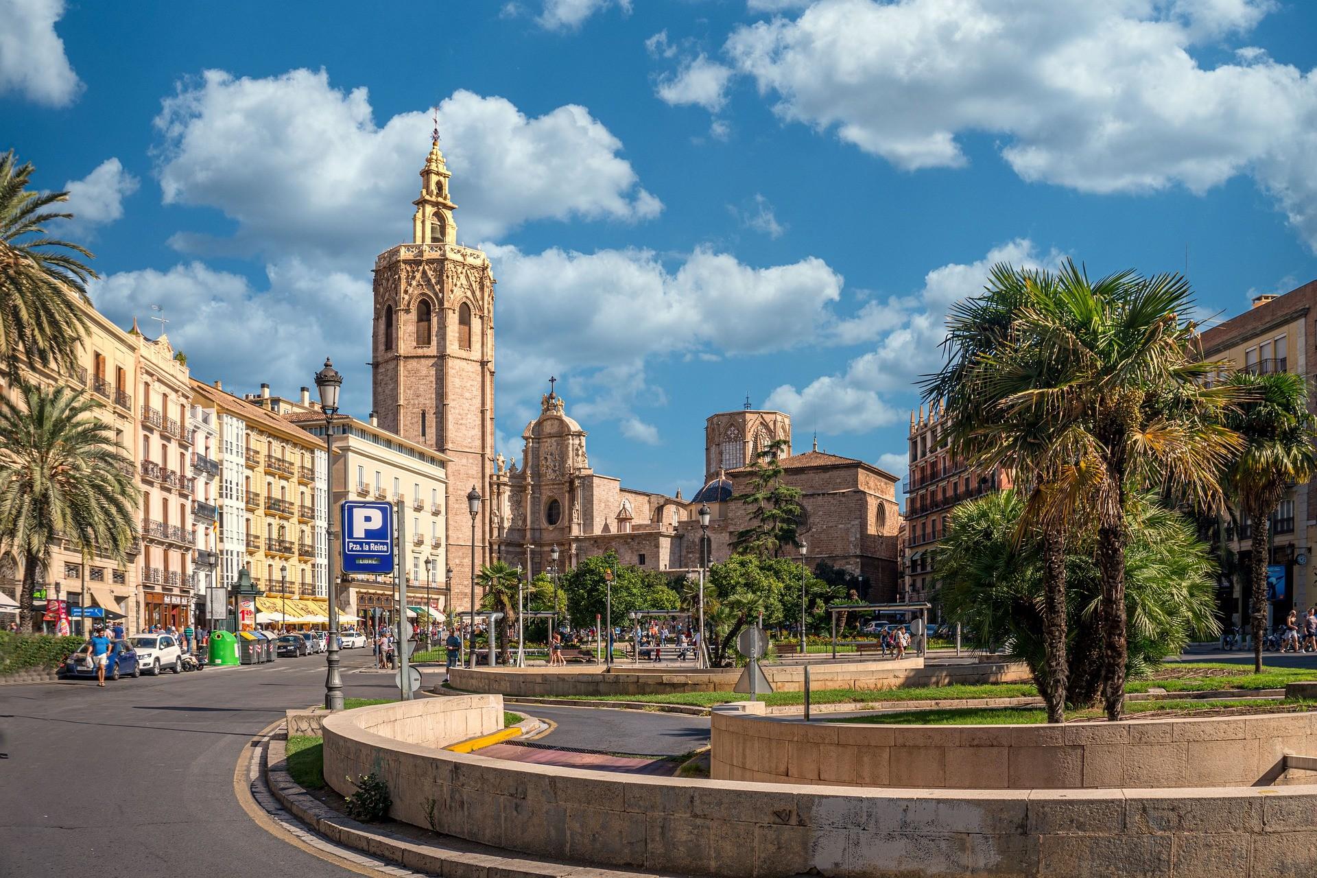 Erasmusowe doświadczenie w Walencji, Hiszpania według Mario