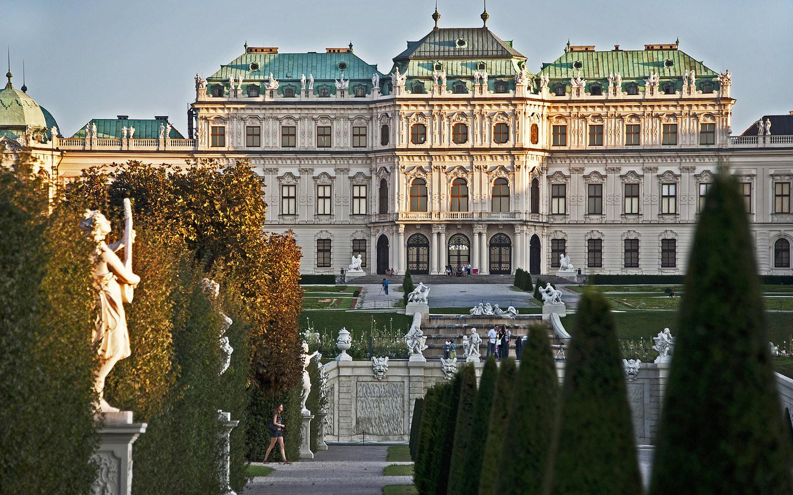 Erasmusowe doświadczenie w Wiedniu, austria oczami Asaad