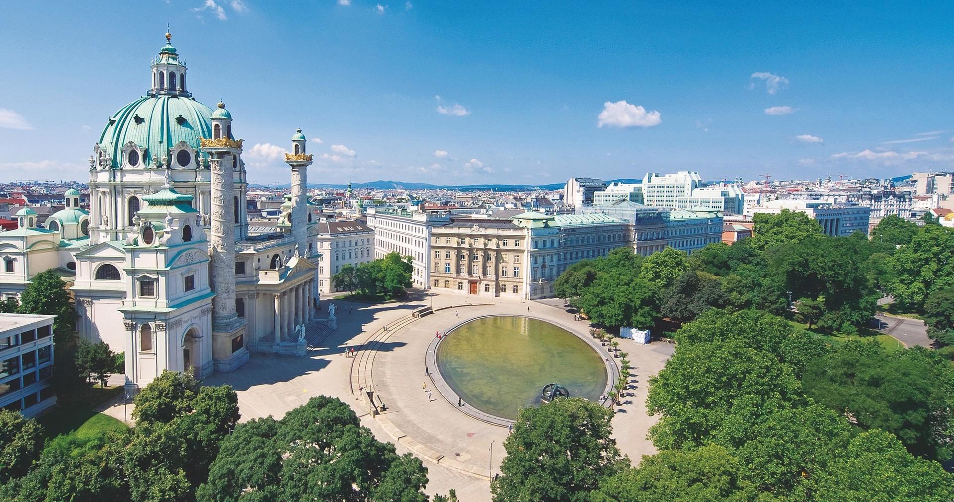 Erasmusowe doświadczenie z Wiednia, Austria oczami Matija