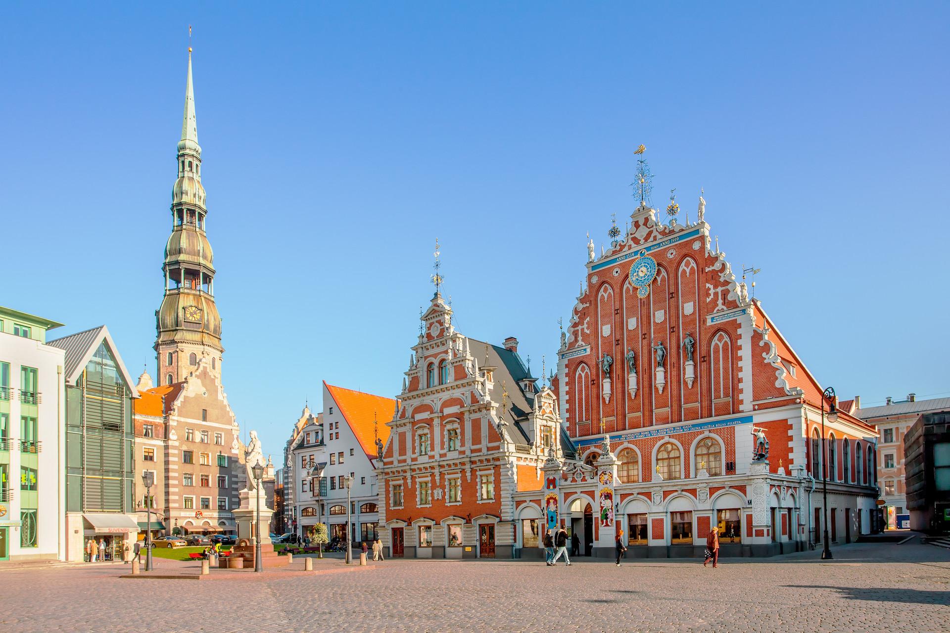 Erfahrung in Riga, Lettland - von Liga