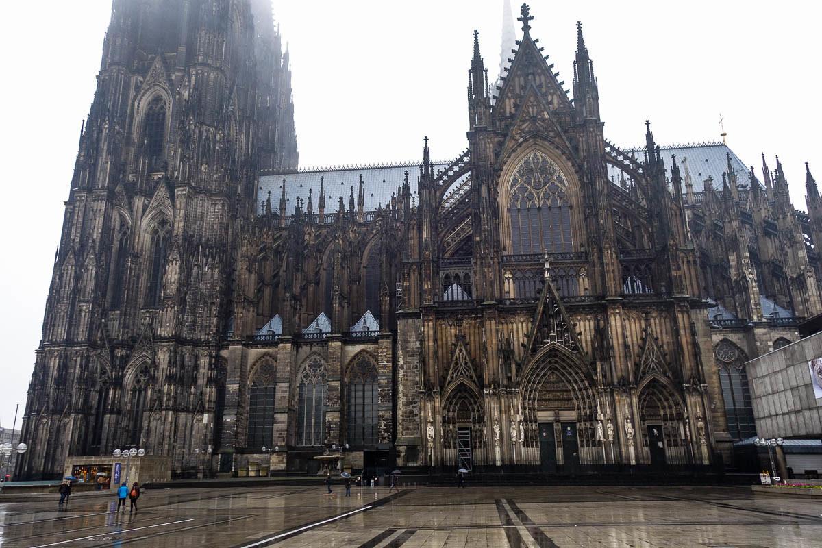 Erfahrungen in Köln, Deutschland von Erica