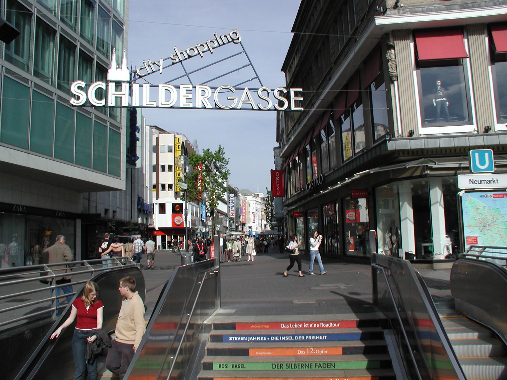Erfahrungen in Köln, Deutschland von Jasmin
