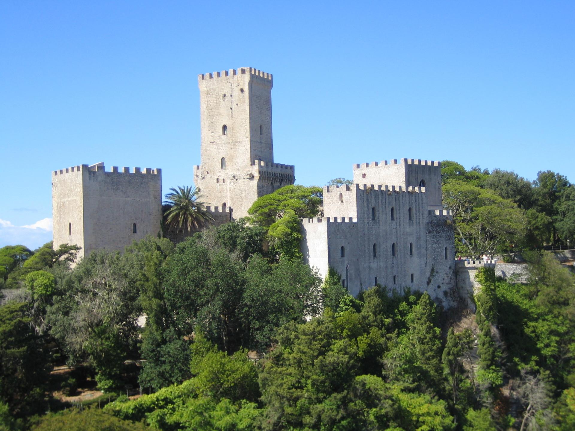 Erice Castle 2