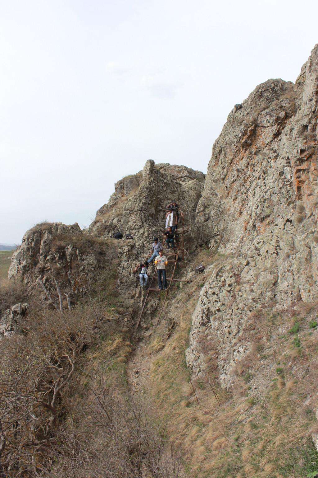 Escursione a Khojori