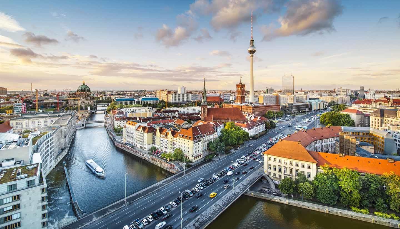Esperienza a Berlino, Germania di Théo