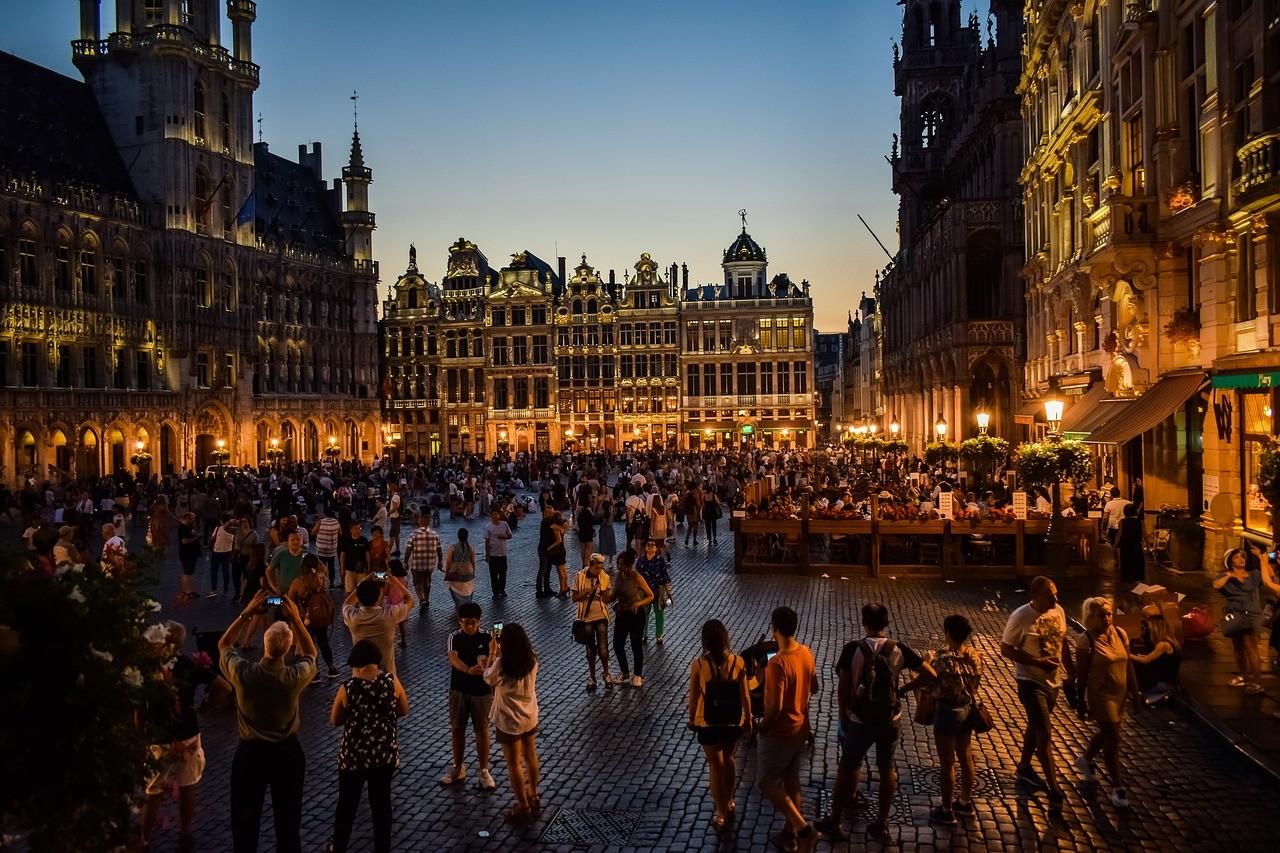 Esperienza a Bruxelles (Belgio), di Sarah
