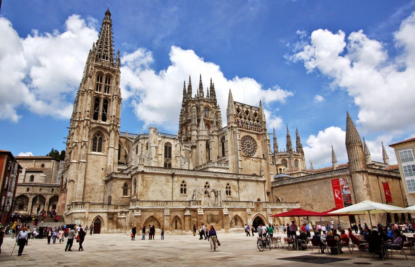 Esperienza a Burgos, Spagna di Ester
