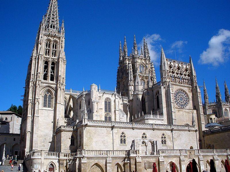 Esperienza a Burgos, Spagna di Rocío
