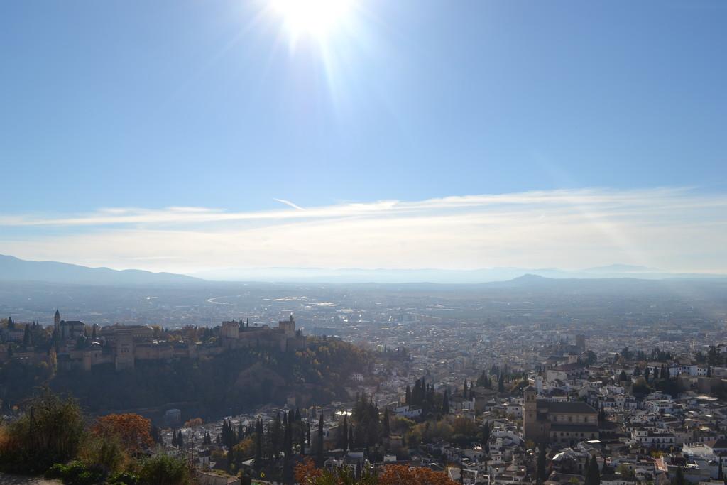 Esperienza a Granada, Spagna di Elena