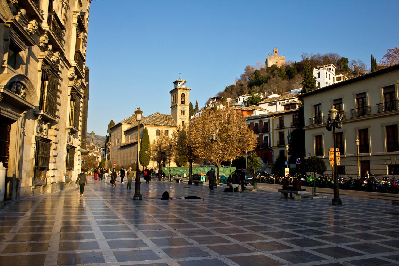Esperienza a Granada, Spagna di Julia