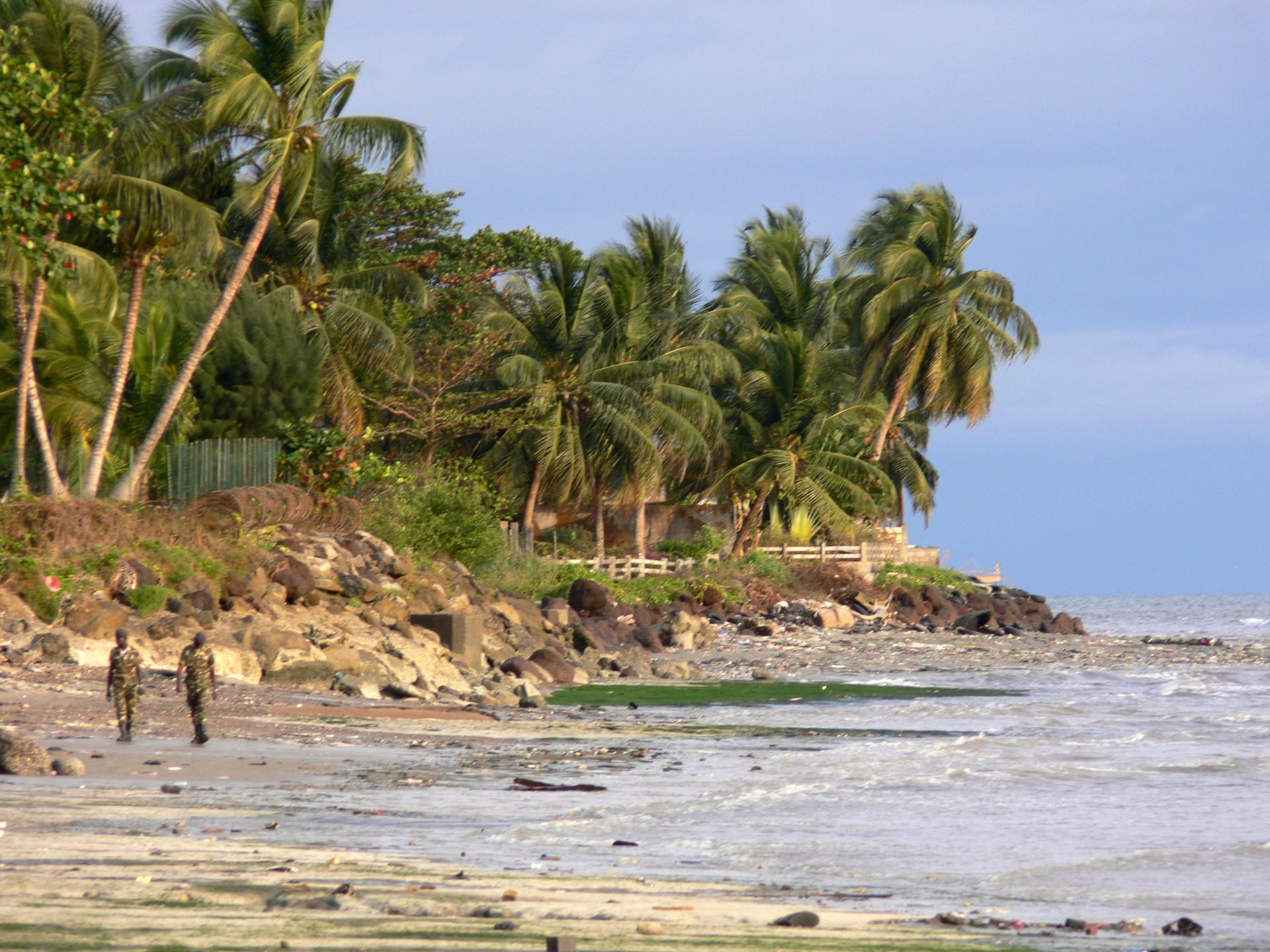 Esperienza a Libreville, Gabon di Tiffany