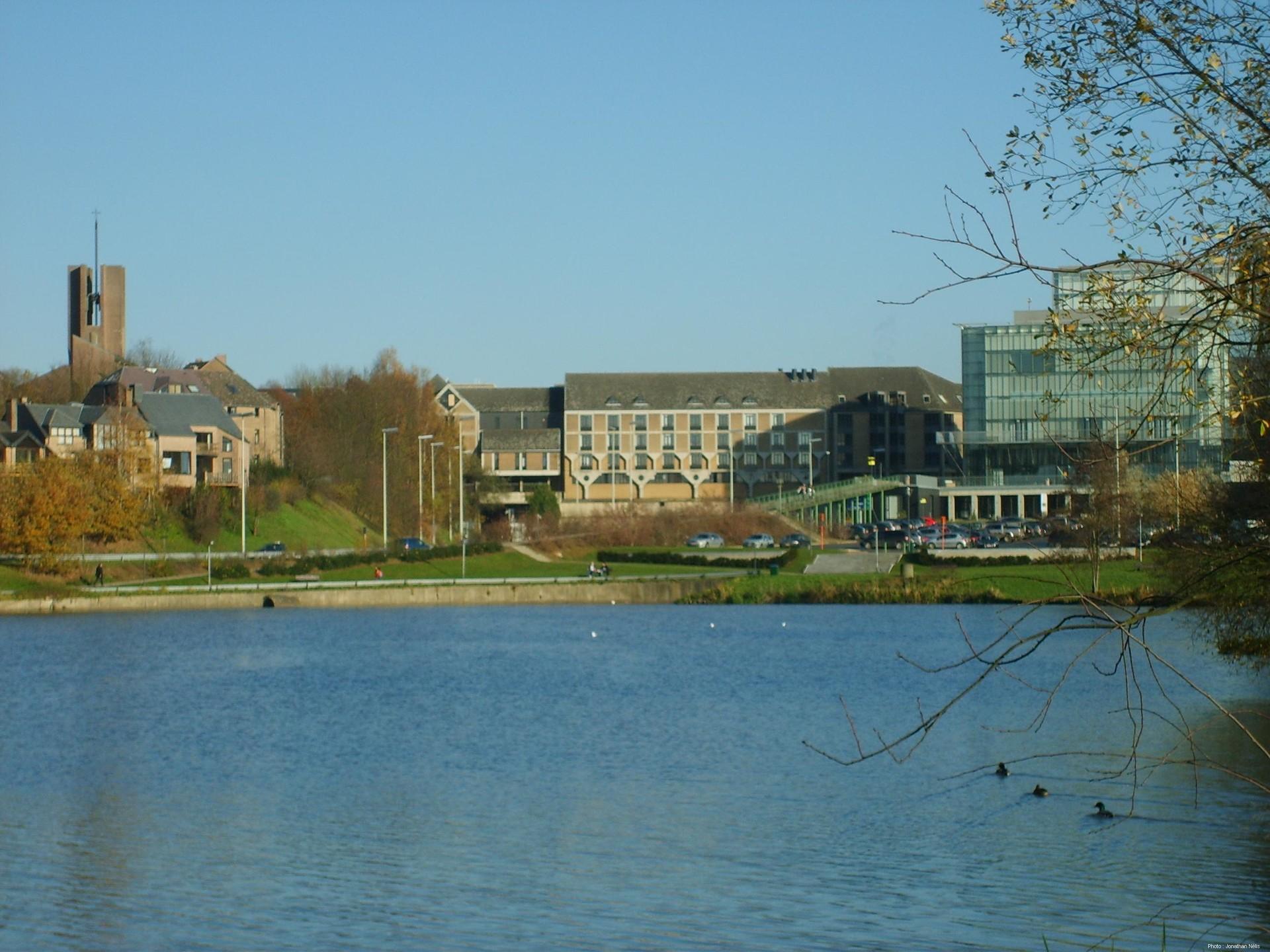 Esperienza a Louvain-la-Neuve, Belgio di Clarissa