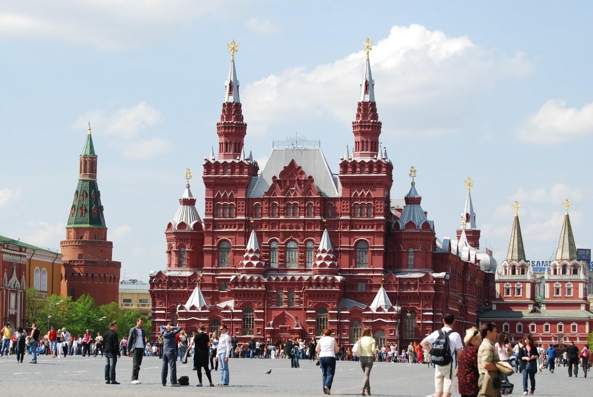 Esperienza a Mosca, Russia di Idriss