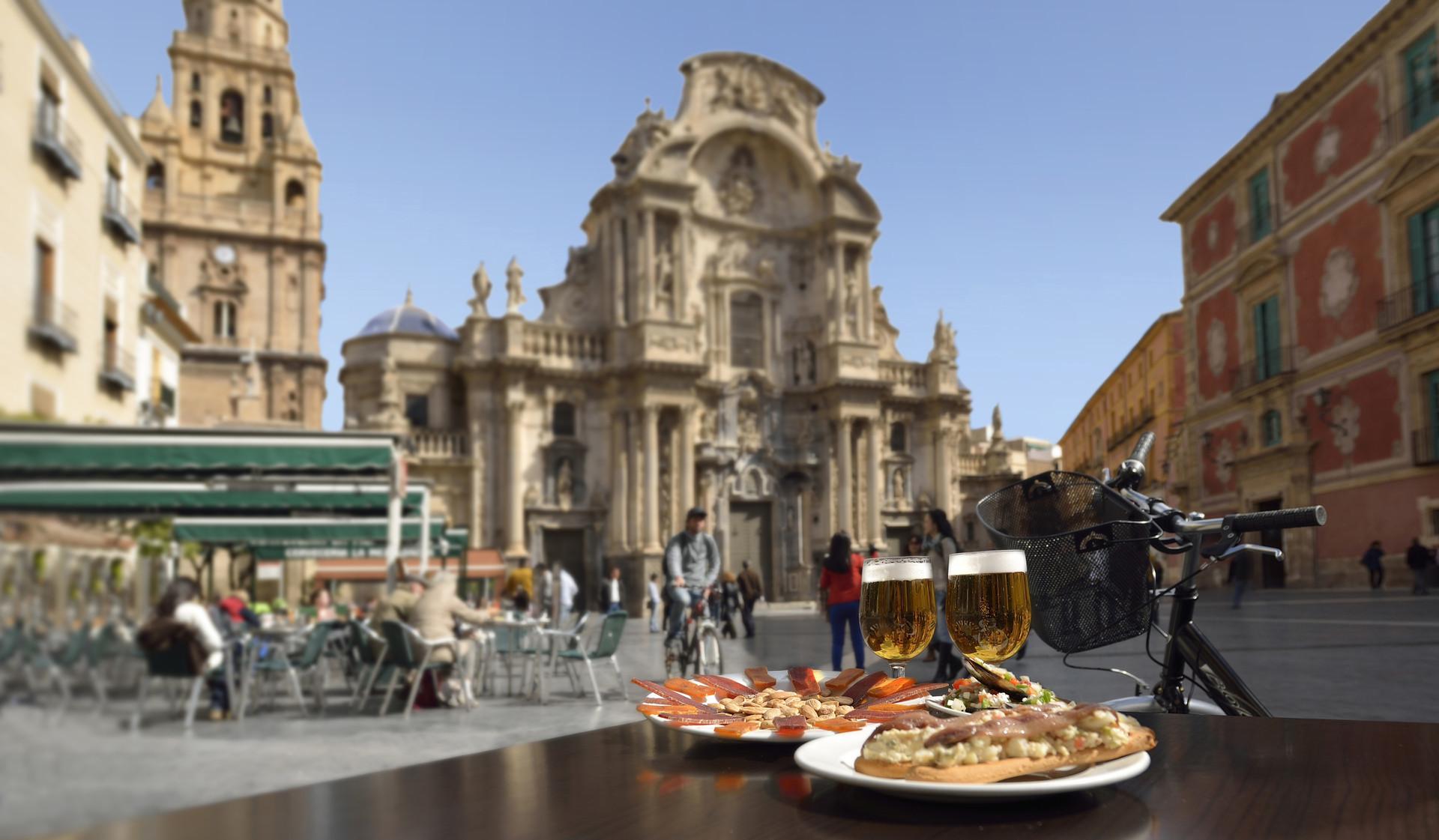 Esperienza a Murcia (Spagna), di Mariola