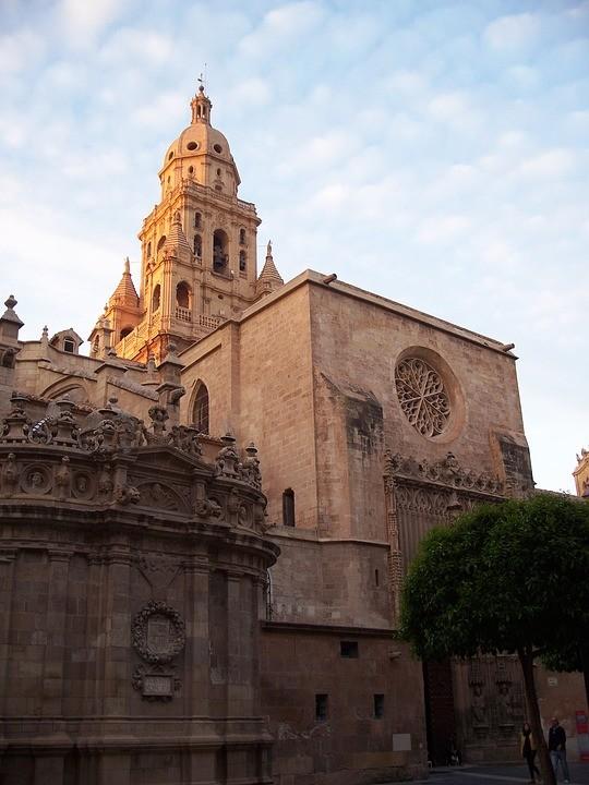 Esperienza a Murcia, Spagna, di Pilar