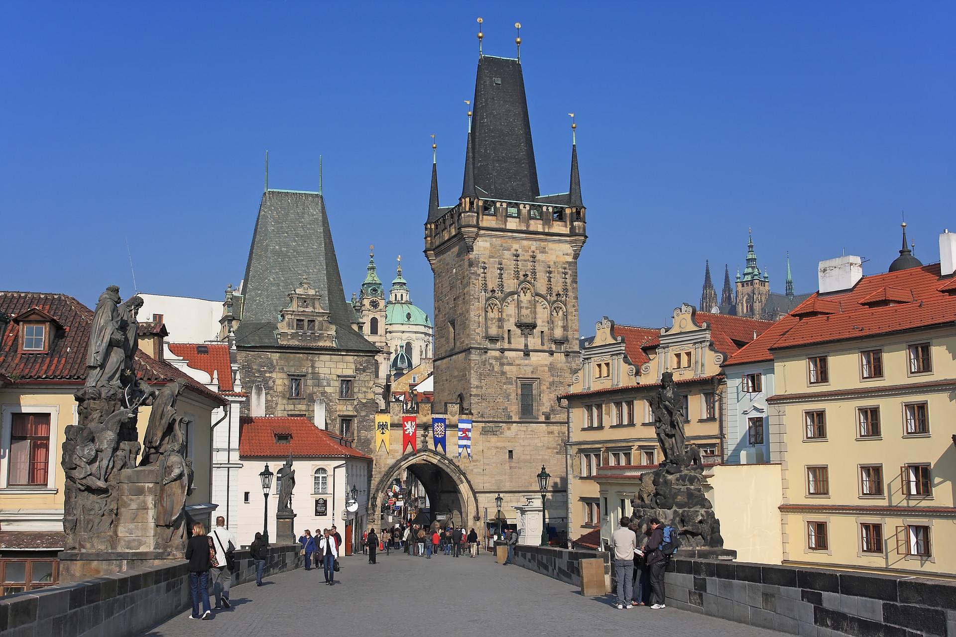 Esperienza a Praga, Repubblica Ceca di Lucas