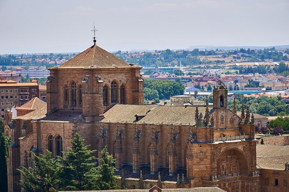 Esperienza a Salamanca, Spagna di Daniel