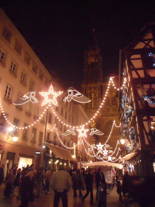 Esperienza a Strasburgo, Francia - di Eliette