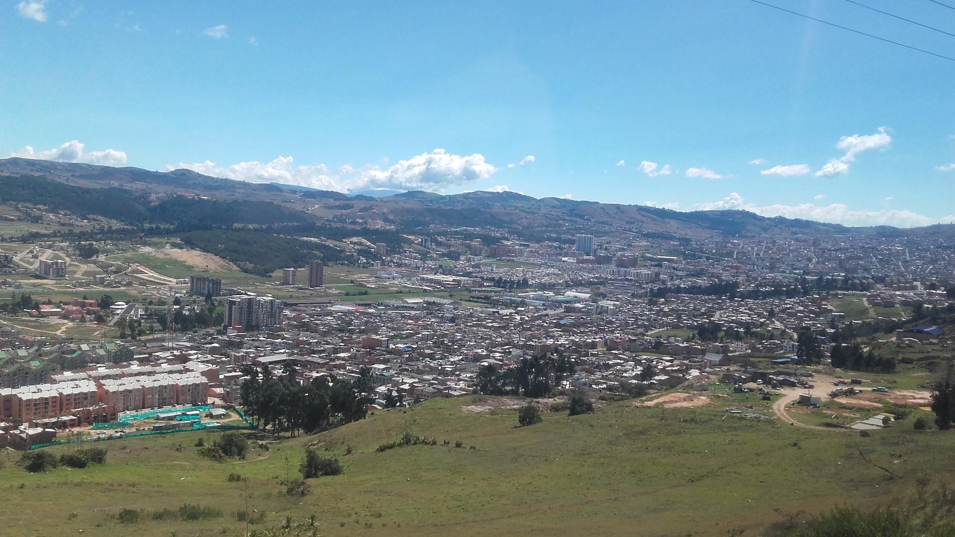 Esperienza a Tunja, Colombia di Leidy